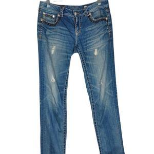 Miss Me Distressed Jeans
